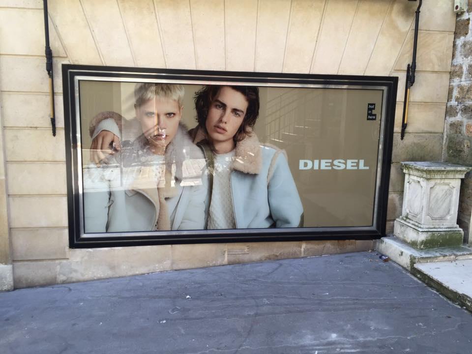 Diesel foto